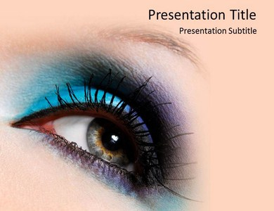 Eyes Powerpoint Templates