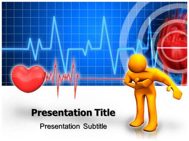 Myocardial Infarction Powerpoint Templates
