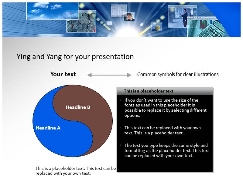 E Business Tecnology Powerpoint Templates