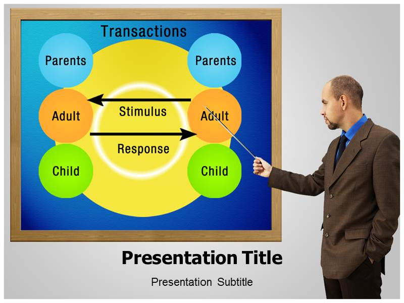 Transactional Analysis Powerpoint Templates