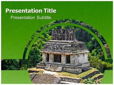 Archeology Powerpoint Templates
