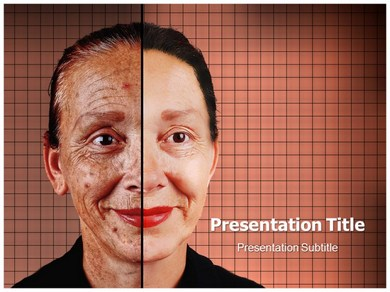 Aging Lifestyle Powerpoint Templates