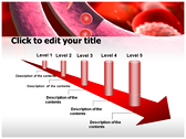 Blood Cells Platelets themes for power point