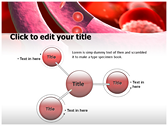 Blood Cells Platelets powerpoint themes download