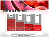 Blood Cells Platelets powerPoint backgrounds