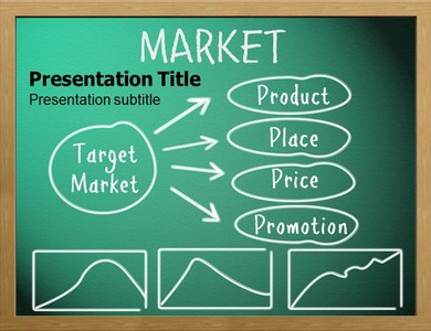 Marketing Management Powerpoint Templates