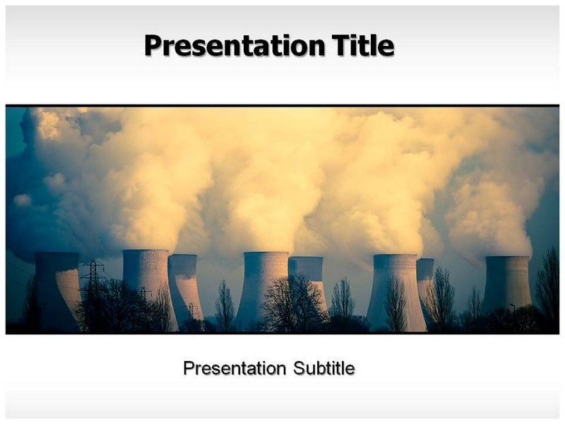 Air pollution powerpoint ppt templates background slides and my toneelgroepblik Image collections