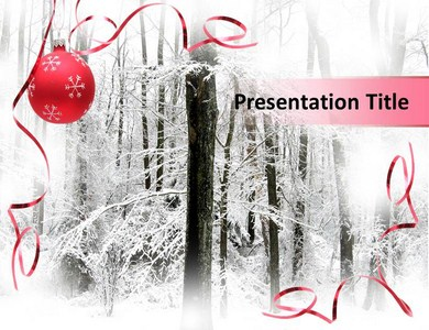 Christmas Cards Powerpoint Templates