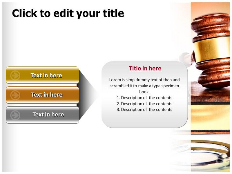 Criminal Law (PPT) Powerpoint Templates |Powerpoint Template on ...