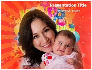 Bringing Smile Powerpoint Templates