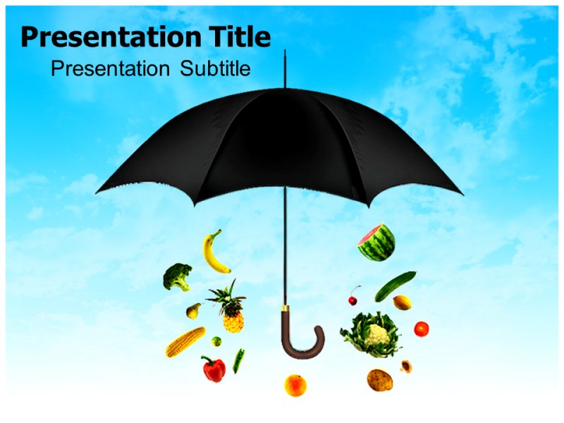 Food Seafty Ppt Template Powerpoint Templates Powerpoint