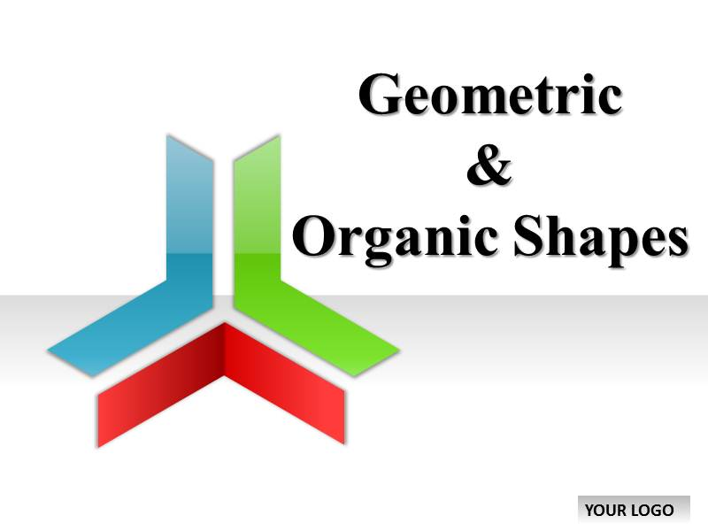 Powerpoint template geometric organic shapes shapes ppt slides my toneelgroepblik Image collections