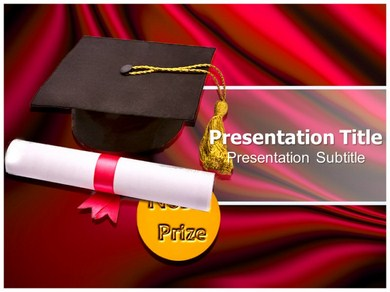 nobel prize Powerpoint Templates