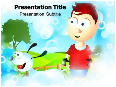 Graphics Animation 1 Powerpoint Templates