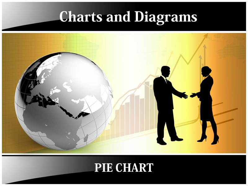 Pie Chart Data Powerpoint Templates