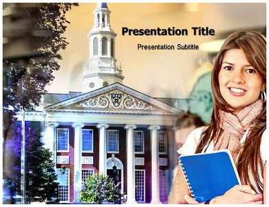 Business School Powerpoint Templates