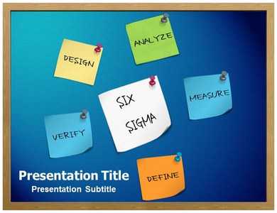 Six Sigma Tools Powerpoint Templates