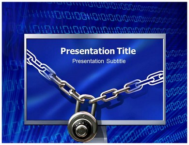 Security Service Powerpoint Templates