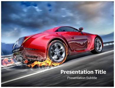 Driving Powerpoint Templates