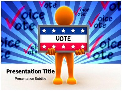 campaigning Powerpoint Templates