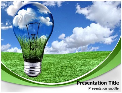 Bio Energy Powerpoint Templates