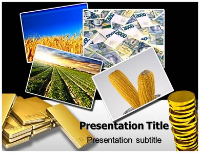 Commodity Powerpoint Templates