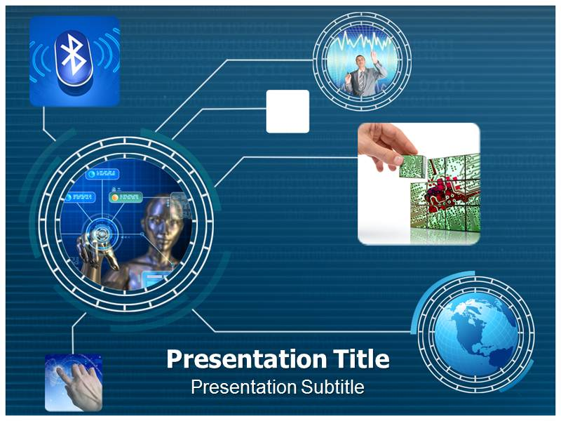 Technology And Science Powerpoint Templates Powerpoint
