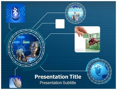 technology and science powerpoint templates | powerpoint, Presentation templates