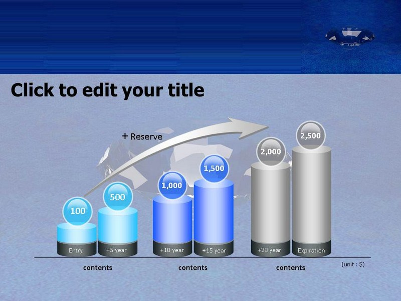 Diamond Powerpoint Templates