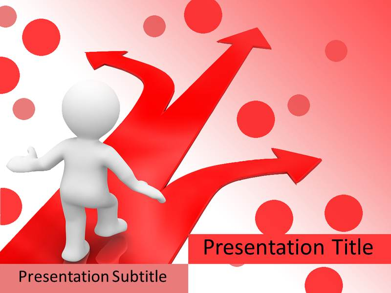 Making a Choice Powerpoint Templates