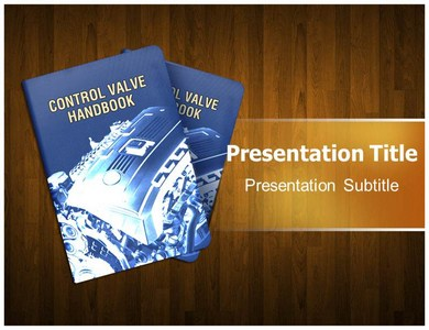 Control Valves Manual Powerpoint Templates