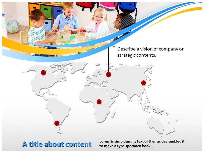 Preschool Powerpoint Templates