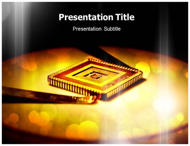 Microcontroller Powerpoint Templates