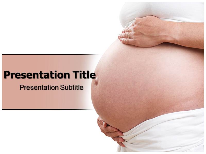 Eclampsia Powerpoint Templates