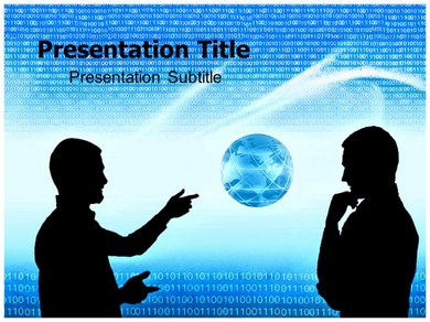 Communicate Powerpoint Templates