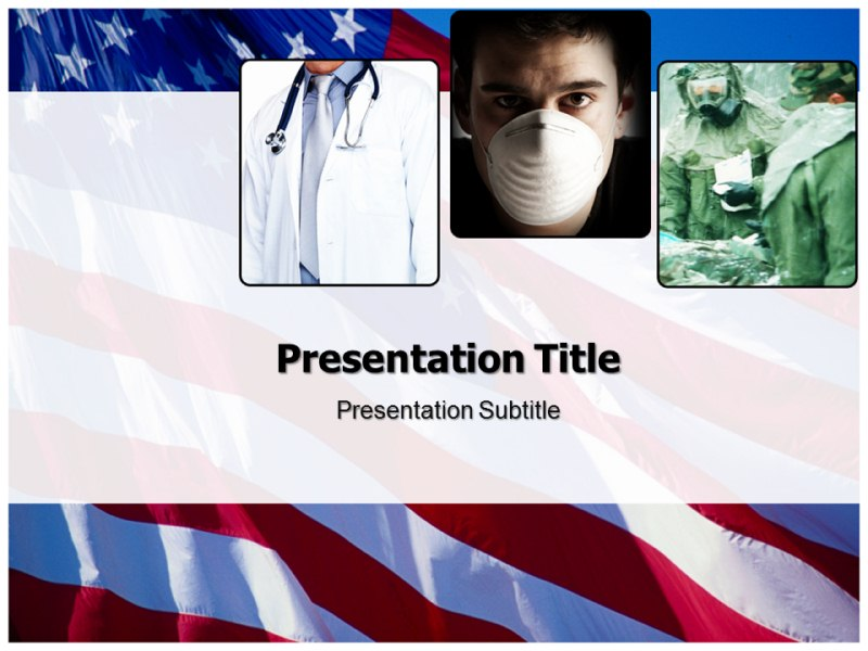 Bioterrorism Powerpoint Templates