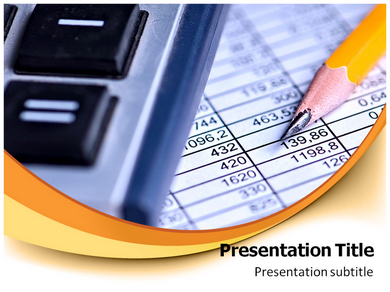 Spreadsheet Powerpoint Templates