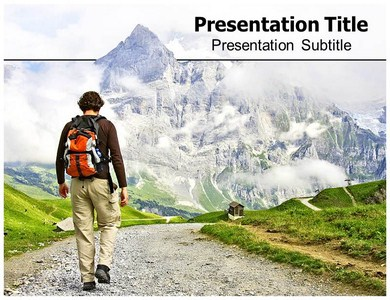 Ecotourism Benefits PowerPoint (PPT) Templates | Eco Tourism
