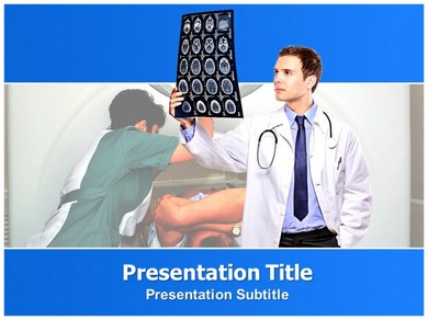 Magnetic Resonance Powerpoint Templates