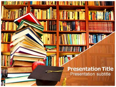 Academic Studies Powerpoint Templates