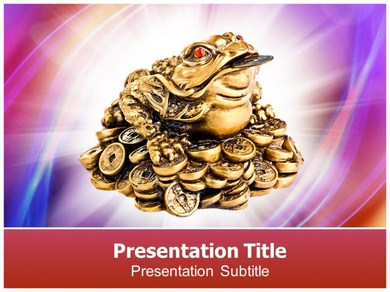 Feng shui Powerpoint Templates