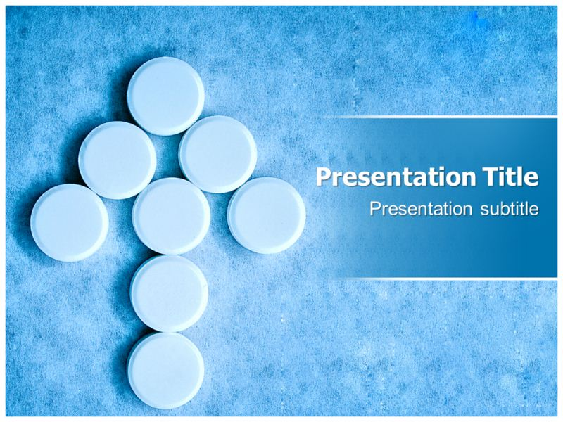 Drug Powerpointppt Template Powerpoint Templates On Drug