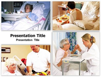 Nutrition During Cancer Treatment Powerpoint Templates