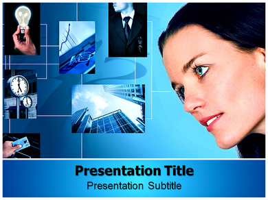 Business Vision Powerpoint Templates