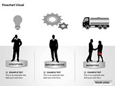Flowchart Visual Charts powerpoint download