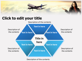 Aviation Jobs powerpoint backgrounds