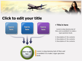 Aviation Jobs powerpoint themes download