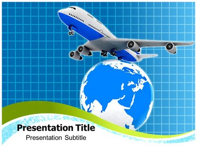 Airlines 2 Powerpoint Templates