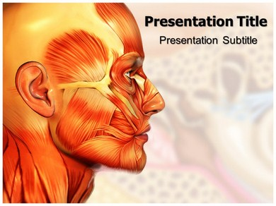 ENT anatomy Powerpoint Templates