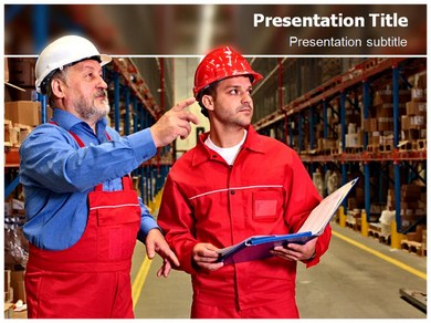 Inventory Management PowerPoint (PPT) Template, PowerPoint Slides